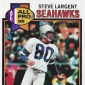 Top Steve Largent Football Cards