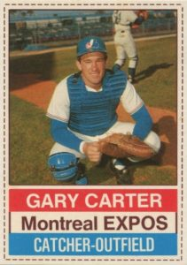 Top 10 Gary Carter Baseball Cards 5