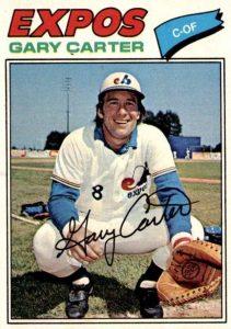 Top Gary Carter Baseball Cards Rookie Autographs Inserts