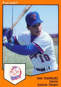 Hall of Pudge! Top 10 Ivan Rodriguez Baseball Cards 3