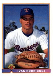 Hall of Pudge! Top 10 Ivan Rodriguez Baseball Cards 7