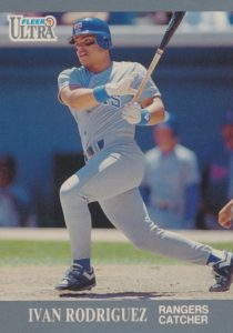 Hall of Pudge! Top 10 Ivan Rodriguez Baseball Cards 2