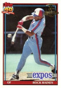 Top 10 Tim Raines Baseball Cards 5