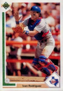 Hall of Pudge! Top 10 Ivan Rodriguez Baseball Cards 1
