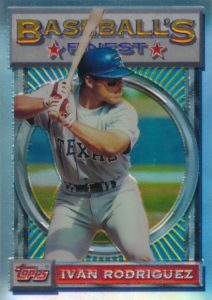Hall of Pudge! Top 10 Ivan Rodriguez Baseball Cards 8
