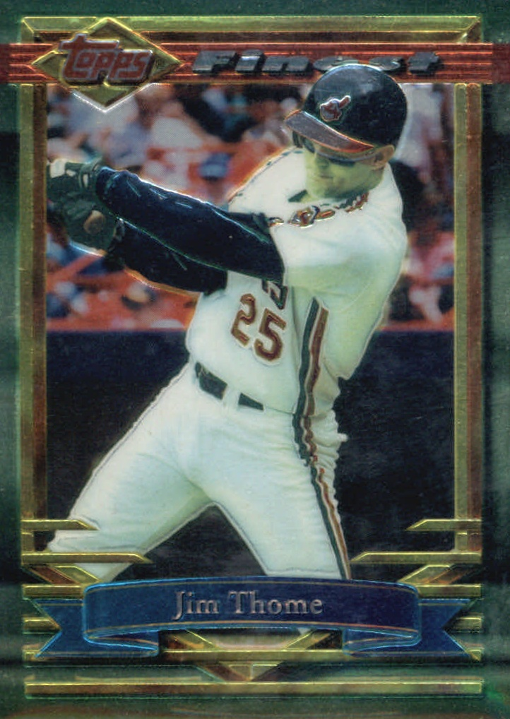 Hall Bound! Top 10 Jim Thome Baseball Cards 6