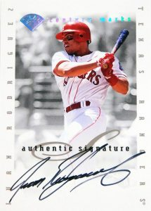 Hall of Pudge! Top 10 Ivan Rodriguez Baseball Cards 9