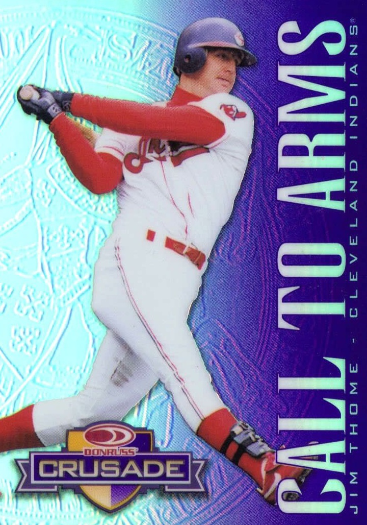 Hall Bound! Top 10 Jim Thome Baseball Cards 8