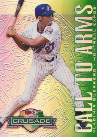 Vlad the Hall of Famer! Top 10 Vladimir Guerrero Baseball Cards 7