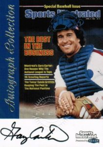 1999-fleer-sports-illustrated-gary-carter-autograph
