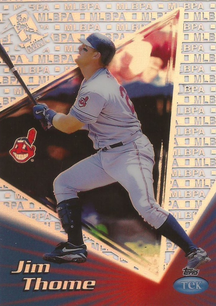Hall Bound! Top 10 Jim Thome Baseball Cards 3