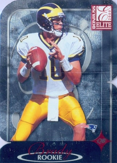 Top Tom Brady Rookie Cards 8