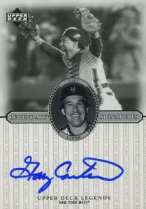 Top 10 Gary Carter Baseball Cards 8