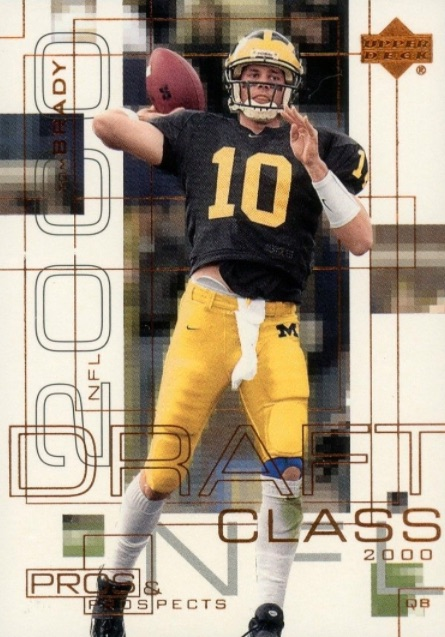 Top Tom Brady Rookie Cards 4
