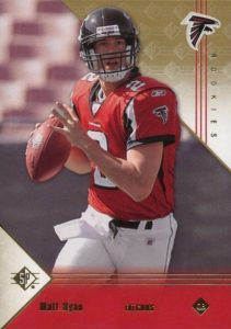 2016 NFL MVP! Top Matt Ryan Rookie Cards 1