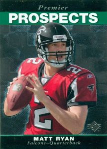 2016 NFL MVP! Top Matt Ryan Rookie Cards 4
