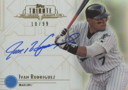 Hall of Pudge! Top 10 Ivan Rodriguez Baseball Cards 4
