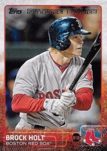 2015 Topps Update Series Baseball Variations Short Print Guide 319