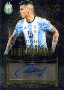 2016-17 Panini Black Gold Soccer