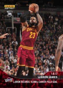 2016-17 Panini Instant NBA Basketball Cards 33