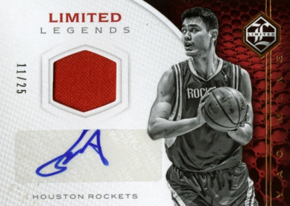 2016-17 Panini Limited Basketball Cards 26