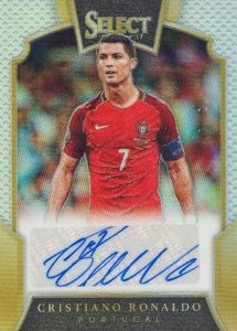Top Cristiano Ronaldo Cards 20
