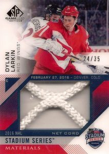2016-17 SP Game Used Hockey Cards 29