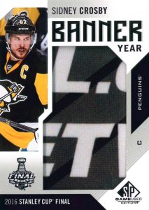 2016-17 SP Game Used Hockey Cards 34
