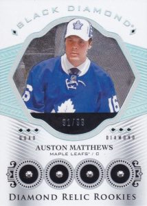 Auston Matthews Rookie Cards Checklist and Gallery 20