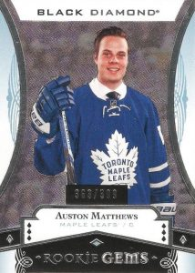Auston Matthews Rookie Cards Checklist and Gallery 21