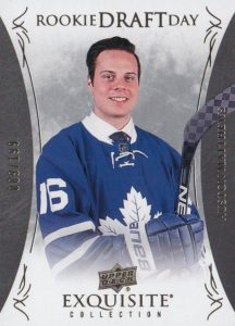 Auston Matthews Rookie Cards Checklist and Gallery 23