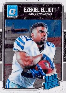 Top Ezekiel Elliott Rookie Cards 7