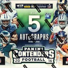 2016 Panini Contenders Football Cards - SP/SSP Print Runs Added