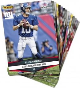 2016 Panini Instant NFL Football Cards 35