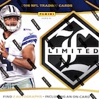 2016 Panini Limited Football Cards