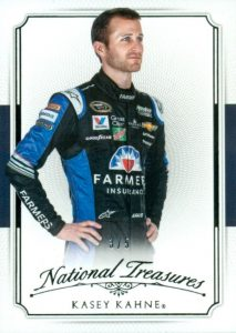 2016 Panini National Treasures NASCAR Racing Cards 19