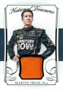 2016 Panini National Treasures NASCAR Racing Cards 28