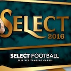 2016 Panini Select Football Cards