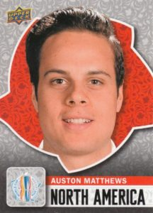 Auston Matthews Rookie Cards