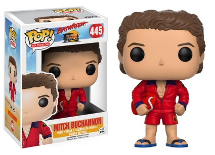 2017 Funko Pop Baywatch Vinyl Figures 21