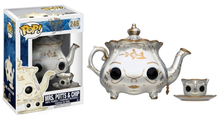 Funko Pop Beauty and the Beast Vinyl Figures Checklist and Gallery 41