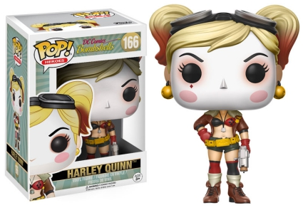 Ultimate Funko Pop Harley Quinn Figures Checklist and Gallery 23