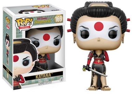 Ultimate Funko Pop DC Bombshells Figures Gallery and Checklist 10