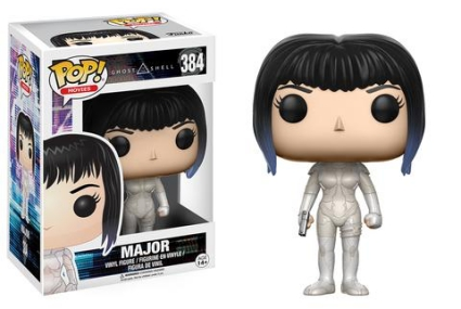 2017 Funko Pop Ghost in the Shell Vinyl Figures 21