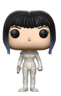 2017 Funko Pop Ghost in the Shell Vinyl Figures 1
