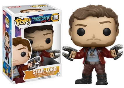 Funko Pop Guardians of the Galaxy Vol. 2 Vinyl Figures 3
