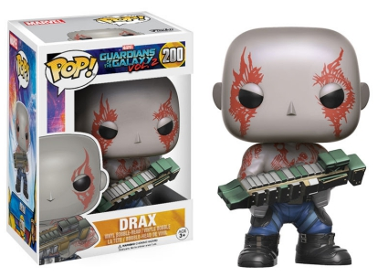 Funko Pop Guardians of the Galaxy Vol. 2 Vinyl Figures 6