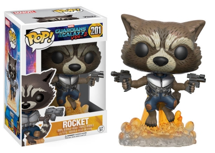 Ultimate Funko Pop Guardians of the Galaxy Figures Guide 37