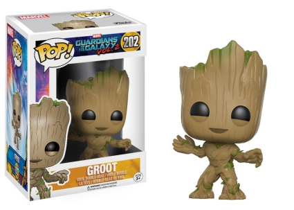 Funko Pop Guardians of the Galaxy Vol. 2 Vinyl Figures 8