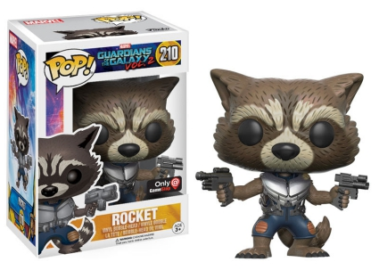 Funko Pop Guardians of the Galaxy Vol. 2 Vinyl Figures 17
